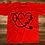 Thumbnail: Nurses With Love T-Shirt