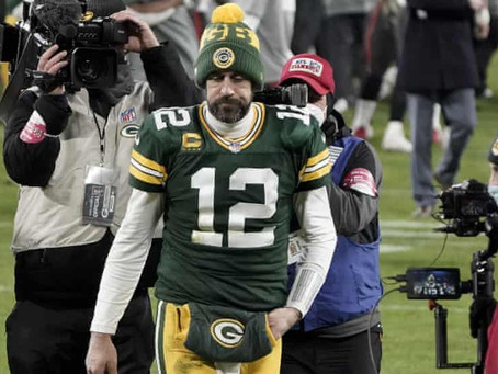 What's Next for Aaron Rodgers