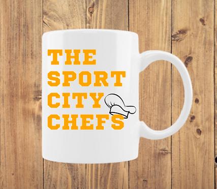 Sport City Chefs Mug