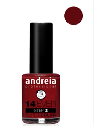 Andreia Verniz 14 EVER, Cor 25
