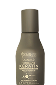 KERATIN SELAGEM TITANIUM LISONDAY OCEAN HAIR PROFESSIONAL  - 120ML