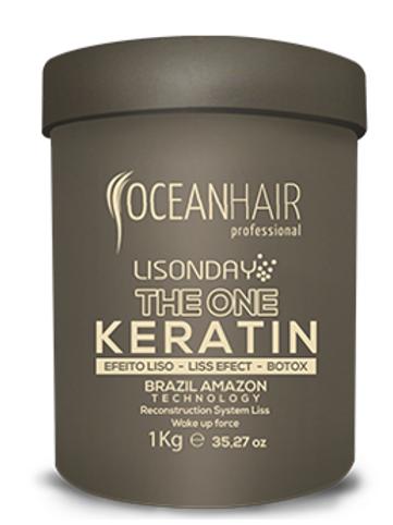 THE ONE KERATIN LSONDAY OCEAN HAIR PROFESSIONAL - 1kg