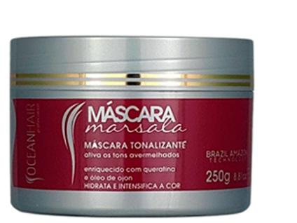 MÁSCARA TONALIZANTE MARSALA 250g