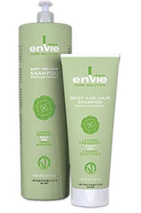 Vegan Shampoo Lavagem Frequente 1000ml