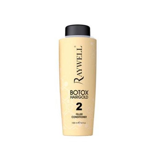 Botox Hairgold Filler Condicionador 1000ml