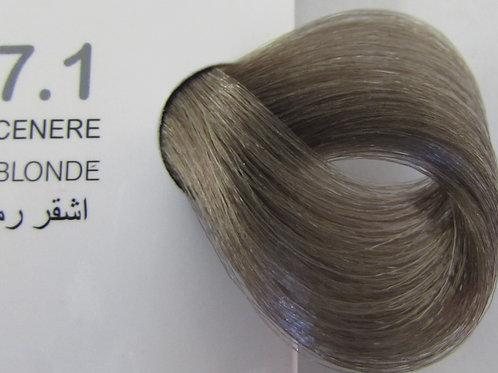 Coloração em Creme Extremo, Cor Louro Cinza 7.1, 100ml