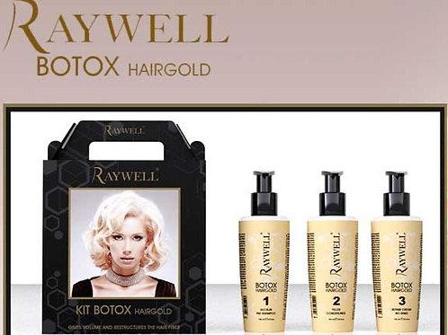 Botox Kit Sh.+Cond.+Final. 150ml