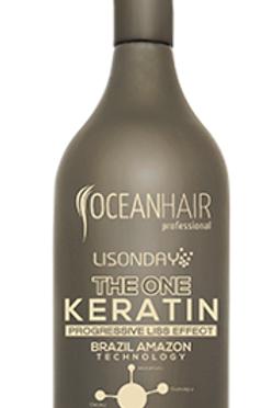 KERATIN SELAGEM TITANIUM LISONDAY OCEAN HAIR PROFESSIONAL - 1l