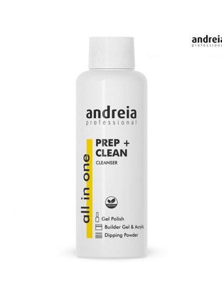 cópia de Andreia All in One Prep+Clean, Cleanser, 250 ml