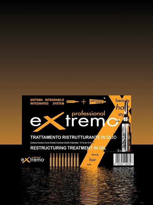 Extremo Ampolas Efeito Restruturante, 12x10ml