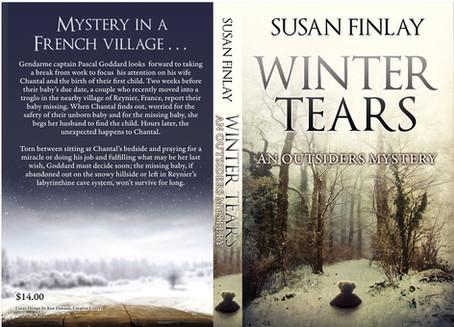 Winter Tears - Susan Finlay