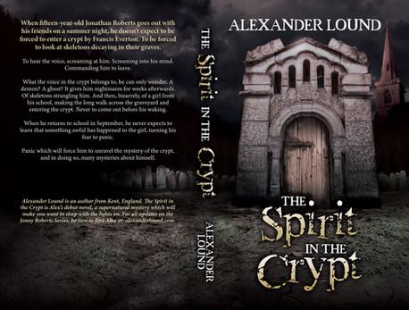 The Spirit in the Crypt - Alexander Lound
