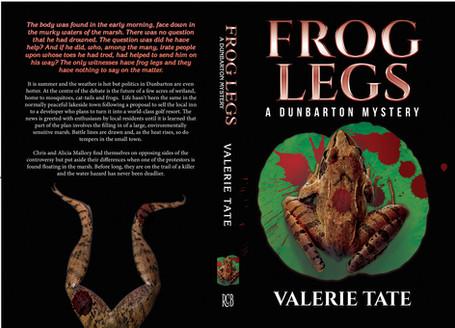Valerie Tate - Frog Legs - Paperback Cover.jpg