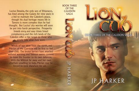 Lion Cub - JP Harker