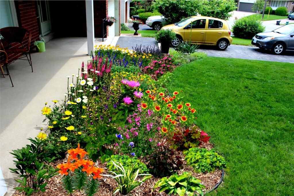 English Garden Style Landscape Designer