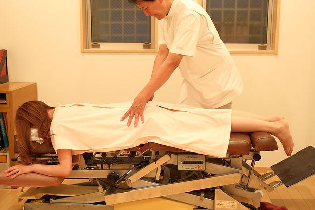 京都 整体 | 京都カイロプラクティック研究所(あんじゅ庵)骨盤部へのアプローチ
