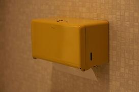 トイレのペーパータオル|あんじゅ京都カイロプラクティック|肩こり治療