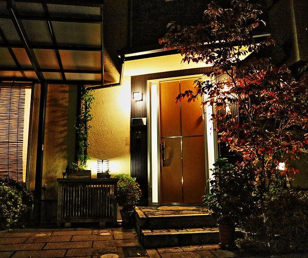 京都市中京区のあんじゅ京都カイロプラクティック治療室外観