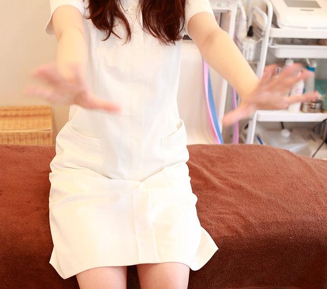 手回内・回外検査 | 京都市 | あんじゅ京都カイロプラクティック研究所