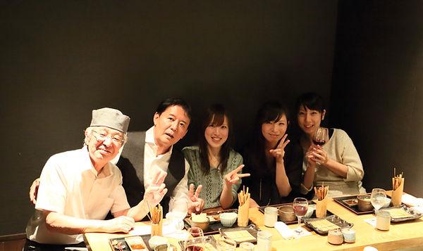 京都の整体 | 京都カイロプラクティック研究所(あんじゅ庵)「串たなか」で送別会