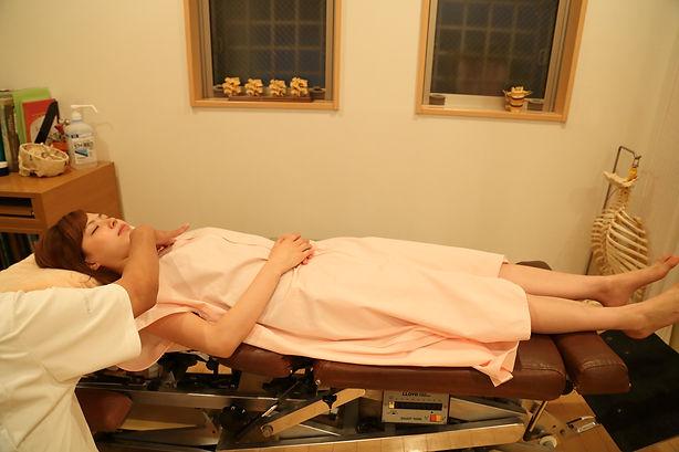 京都の整体 京都カイロプラクティック研究所(あんじゅ庵)胸郭部へのアプローチ