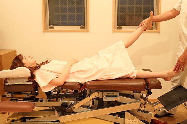京都 整体 | 京都カイロプラクティック研究所(あんじゅ庵)筋力テスト