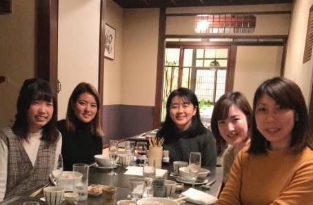 「あんじゅ京都カイロプラクティック」での経験を生かし、頑張ります!