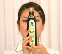 亜麻仁油バンザイ皮膚が綺麗になった