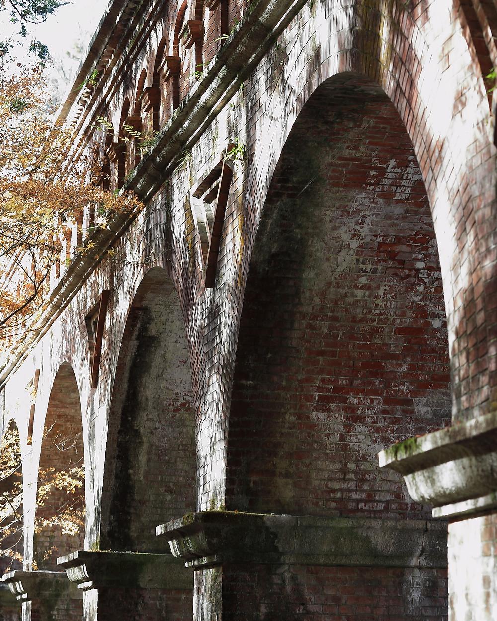 南禅寺水道橋(水路閣)