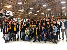NS/HS Ice Skating 2019