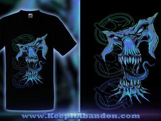 New Terror T-Shirts