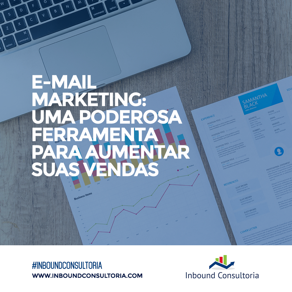 como usar o email marketing para aumentar vendas