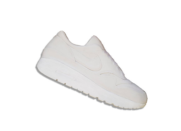 MAX1: WHITE (Leather)