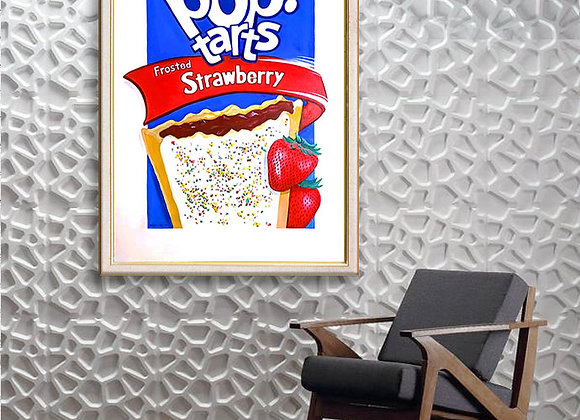 POP TARTS - STRAWBERRY