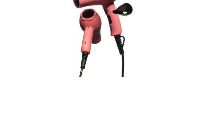 Mini Pink O&M Hairdryer