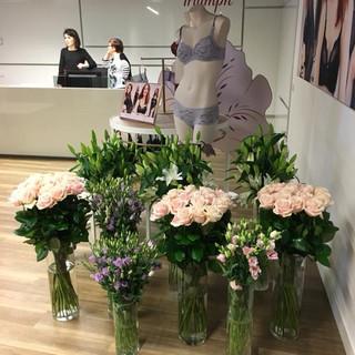 kwiaty na konferencję
