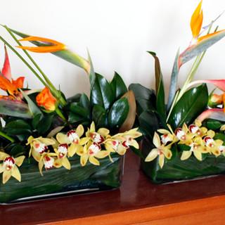kwiaty na recepcję