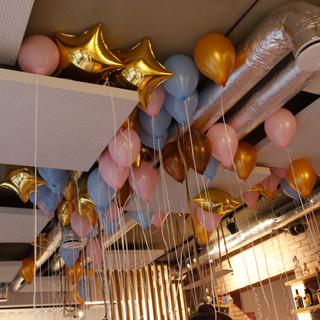 balony helowe