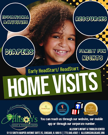 Homevisit flyer - Made with PosterMyWall