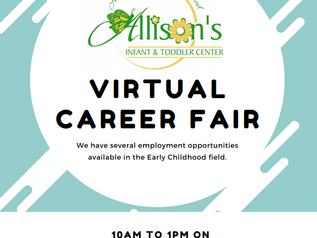 Virtual Career Fair August 19th