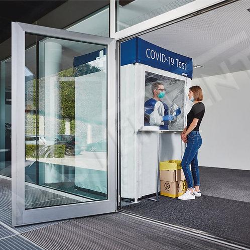 Cabine di Test per il Coronavirus