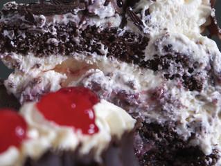 GRANNY'S CHOCOLATE COVERED CHERRY CAKE