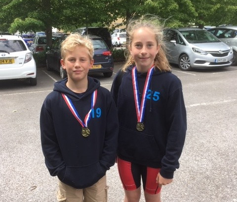 Ella and Henry impress in Portsmouth