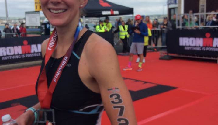 Coach Frankie smashes it at Ironman Barcelona