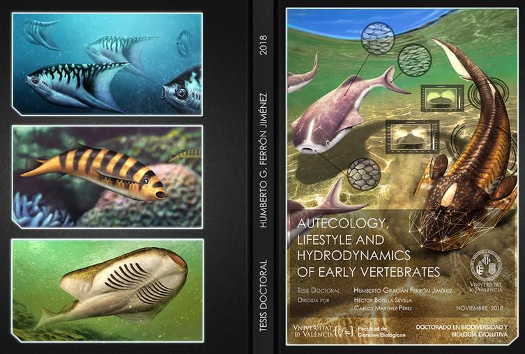 Paleozoic marine fauna