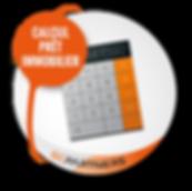 GC PARTNERS - Calculette prêt immobilier