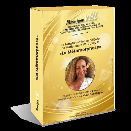 "Programme ""La Métamorphose"""