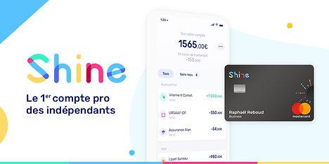 Chronoweb Business vous présente Shine