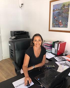 Christine Surin, agent commerciale chez Gc Partners