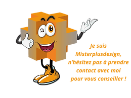 Misterplusdesign, graphiste - webmaster - animteur réseau, installé à Bouaye : 06 64 63 70 88